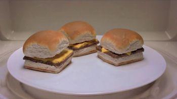 White Castle Cheese Sliders TV Spot, 'Amazing Idea' - Thumbnail 3