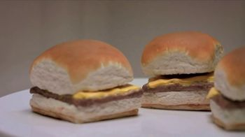 White Castle Cheese Sliders TV Spot, 'Amazing Idea' - Thumbnail 4