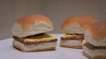 White Castle Cheese Sliders TV Spot, 'Amazing Idea' - Thumbnail 5