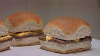 White Castle Cheese Sliders TV Spot, 'Amazing Idea' - Thumbnail 8