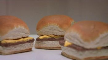 White Castle Cheese Sliders TV Spot, 'Amazing Idea' - Thumbnail 9