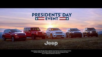 Jeep Presidents Day Event TV Spot, 'Flex Your Freedom' [T2] - Thumbnail 8