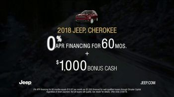 Jeep Presidents Day Event TV Spot, 'Flex Your Freedom' [T2] - Thumbnail 9