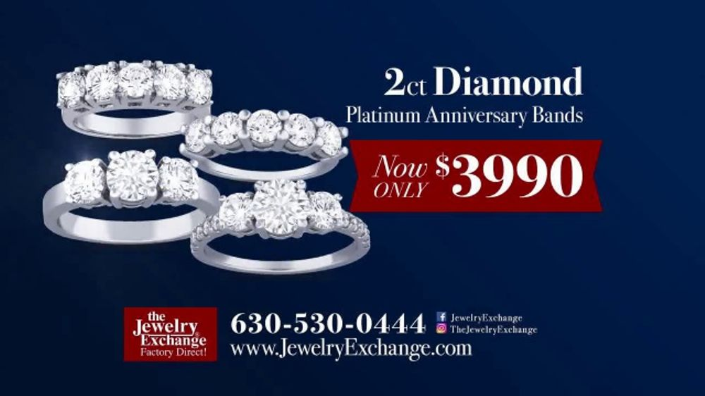 Jewelry Exchange Tv Commercial Diamonds For Every Budget