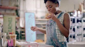 Dunkin' Donuts TV Spot, 'Don't Miss Happy Hour' - Thumbnail 5