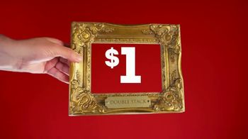 Wendy's Double Stack TV Spot, 'Get It for a Dollar' - Thumbnail 7