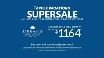 Apple Vacations Spring Super Sale TV Spot, 'It's All Included' - Thumbnail 8