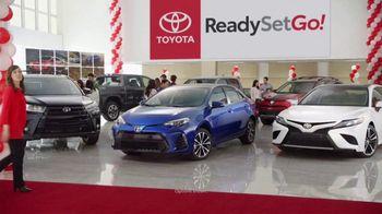 Toyota Ready Set Go! TV Spot, 'Spring Magic' [T1] - Thumbnail 1