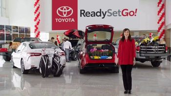 Toyota Ready Set Go! TV Spot, 'Spring Magic' [T1] - 1384 commercial airings