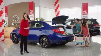 Toyota Ready Set Go! TV Spot, 'Spring Magic' [T1] - Thumbnail 3