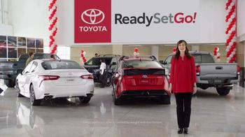 Toyota Ready Set Go! TV Spot, 'Spring Magic' [T1] - Thumbnail 8