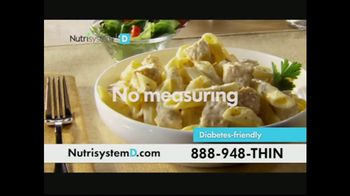 Nutrisystem D TV Spot, 'Take Control and Manage Your Type 2 Diabetes' - Thumbnail 5