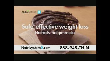 Nutrisystem D TV Spot, 'Take Control and Manage Your Type 2 Diabetes' - Thumbnail 6