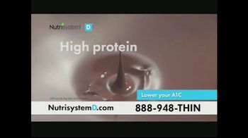 Nutrisystem D TV Spot, 'Take Control and Manage Your Type 2 Diabetes' - Thumbnail 7