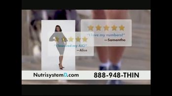 Nutrisystem D TV Spot, 'Take Control and Manage Your Type 2 Diabetes' - Thumbnail 8