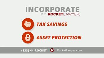 Rocket Lawyer TV Spot, 'Small Businesses' - Thumbnail 4