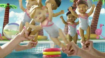 BABY born Mommy, Look I Can Swim! TV Spot, 'Disney Junior: Good Times' - Thumbnail 2