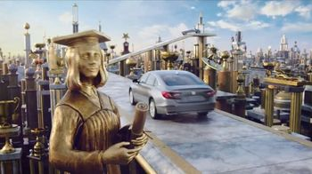 2018 Honda Accord TV Spot, 'Never Settle' [T1]