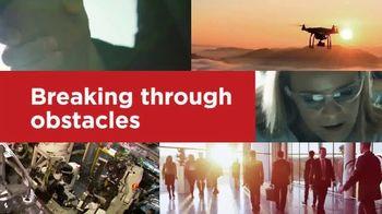 Avaya TV Spot, 'Breaking Through Obstacles' - Thumbnail 3