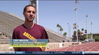 Pac-12 Conference TV Spot, 'PAC Profiles: Cody Brazeal' - Thumbnail 1