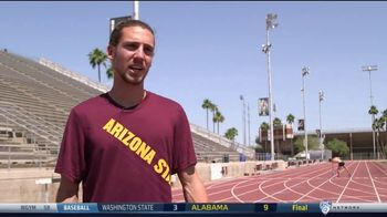 Pac-12 Conference TV Spot, 'PAC Profiles: Cody Brazeal' - Thumbnail 4