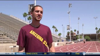 Pac-12 Conference TV Spot, 'PAC Profiles: Cody Brazeal' - Thumbnail 5