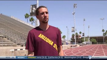 Pac-12 Conference TV Spot, 'PAC Profiles: Cody Brazeal' - Thumbnail 7