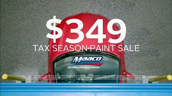 Maaco Tax Season Paint Sale TV Spot, 'New Look'