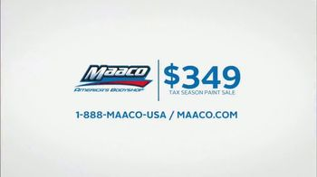 Maaco Tax Season Paint Sale TV Spot, 'New Look' - Thumbnail 8