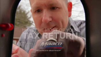 Maaco Tax Season Paint Sale TV Spot, 'New Look' - Thumbnail 1