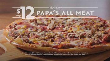 Papa Murphy's All Meat Pizza TV Spot, 'Fresh Take' - Thumbnail 9