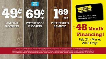 Lumber Liquidators TV Spot, 'Spring Flooring Season: Bellawood' - Thumbnail 6