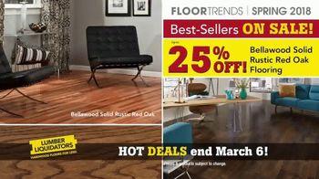 Lumber Liquidators TV Spot, 'Spring Flooring Season: Bellawood' - Thumbnail 2