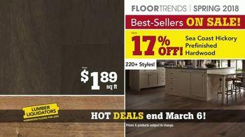 Lumber Liquidators TV Spot, 'Spring Flooring Season: Bellawood' - Thumbnail 3