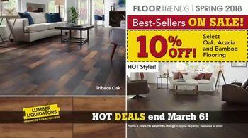 Lumber Liquidators TV Spot, 'Spring Flooring Season: Bellawood' - Thumbnail 4