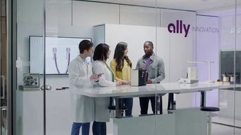 Ally Bank TV Spot, \'Seriously Anything: 8,000 Allies\'