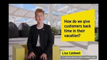 EY Global TV Spot, 'Royal Caribbean Cruise Lines'
