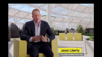 EY Global TV Spot, 'Royal Caribbean Cruise Lines' - Thumbnail 5