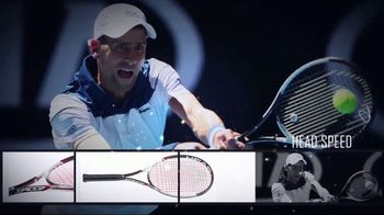 Tennis Express TV Spot, 'Tennis Racquets Demo' - Thumbnail 9