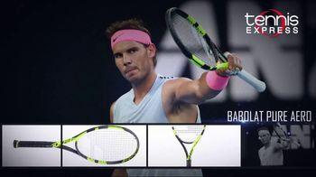 Tennis Express TV Spot, 'Tennis Racquets Demo' - Thumbnail 5