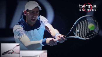 Tennis Express TV Spot, 'Tennis Racquets Demo' - Thumbnail 8
