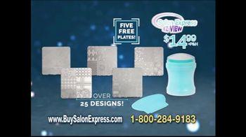 Salon Express EZ View TV Spot, 'Your Way to Beautiful Nails' - Thumbnail 8