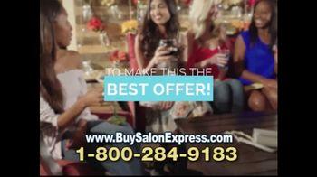 Salon Express EZ View TV Spot, 'Your Way to Beautiful Nails' - Thumbnail 9
