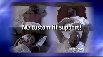 Sleep H2O Pillow TV Spot, 'Waterbed for Your Head' - Thumbnail 3
