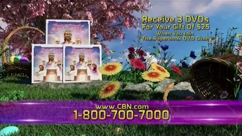 Superbook DVD Club TV Spot, 'Easter' - Thumbnail 7
