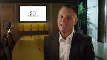 SERMAN BRANDS TV Spot, 'Minimalist Wallet' Featuring Kevin Harrington - Thumbnail 1