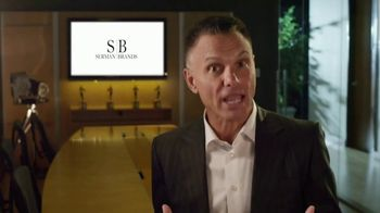 SERMAN BRANDS TV Spot, 'Minimalist Wallet' Featuring Kevin Harrington - Thumbnail 2
