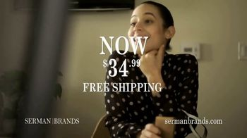 SERMAN BRANDS TV Spot, 'Minimalist Wallet' Featuring Kevin Harrington - Thumbnail 9
