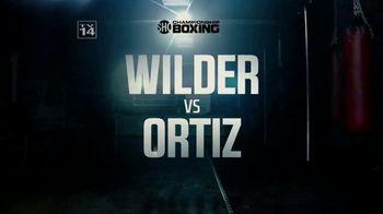Showtime TV Spot, 'Championship Boxing: Wilder vs. Ortiz' - Thumbnail 7