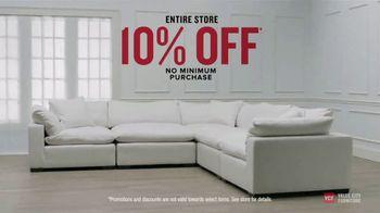 Value City Furniture Presidents' Day Sale TV Spot, 'Final Week' - Thumbnail 5